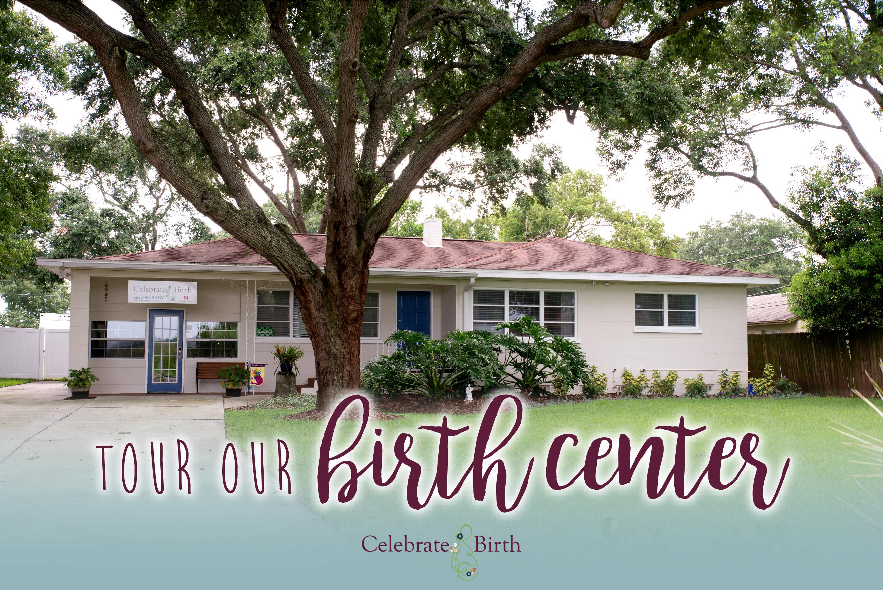 Tour Celebrate Birth