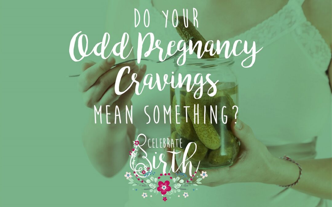 Odd Pregnancy Cravings and What They Mean