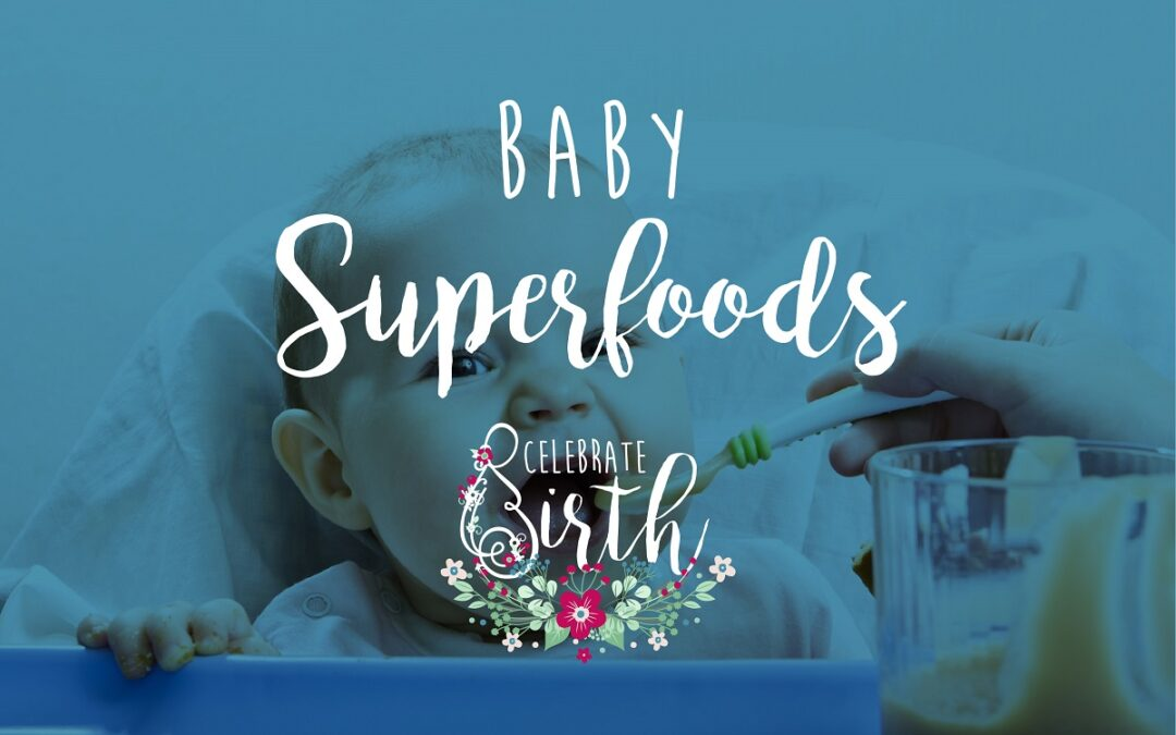 Baby Superfoods
