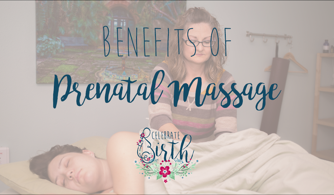 5 Awesome Benefits of Prenatal Massage