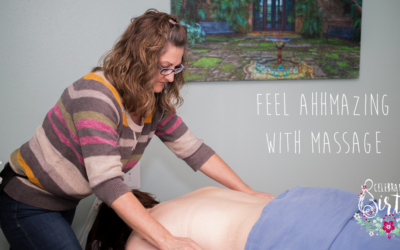 Feel Ahhmazing with Massage