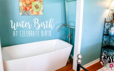 Water Birth at Celebrate Birth