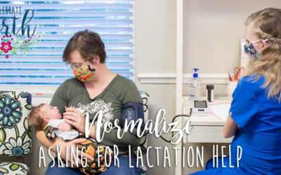 Normalize Asking for Lactation Help: When & Why to see a Lactation Consultant