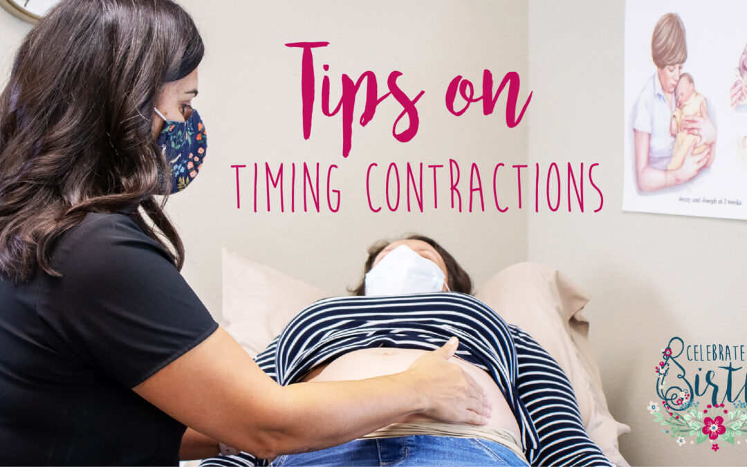 Tips on Timing Contractions